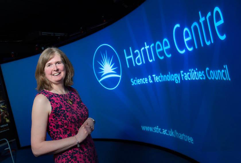Hartree Centre Halton